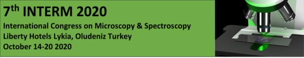 7th International Congress on Microscopy and Spectroscopy